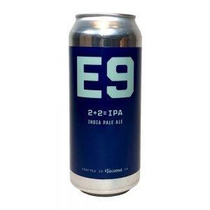 E9 2+2= IPA