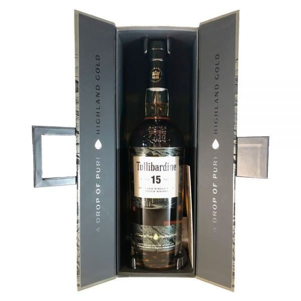 Tullibardine 15 yr Scotch Whisky