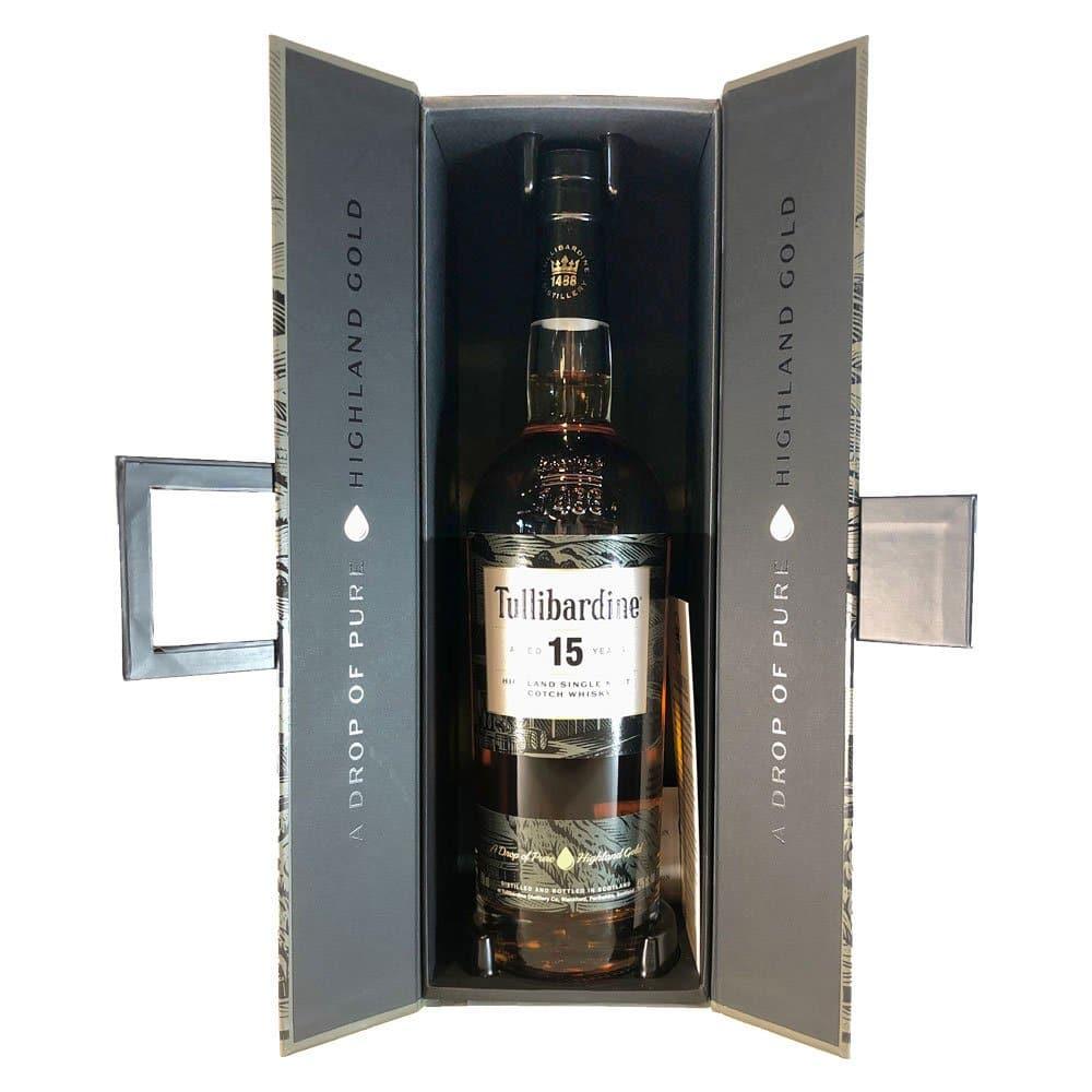 Tullibardine 15 yr Scotch Whisky