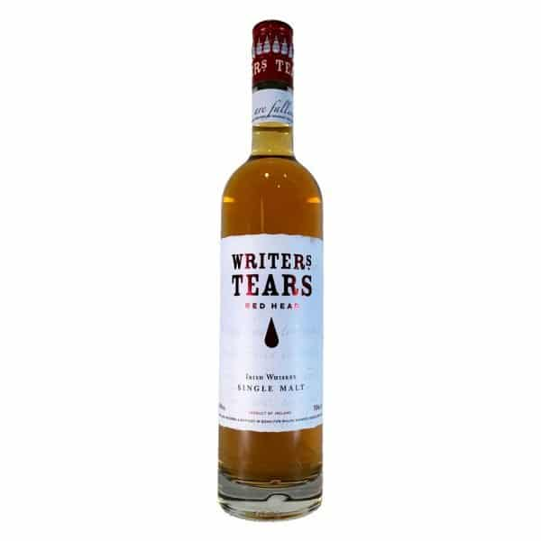 Writer's Tears Red Head Single Malt Irish Whiskey