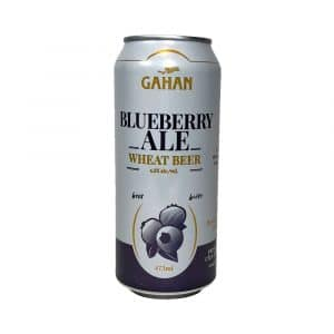 Gahan Blueberry Ale Wheat Beer