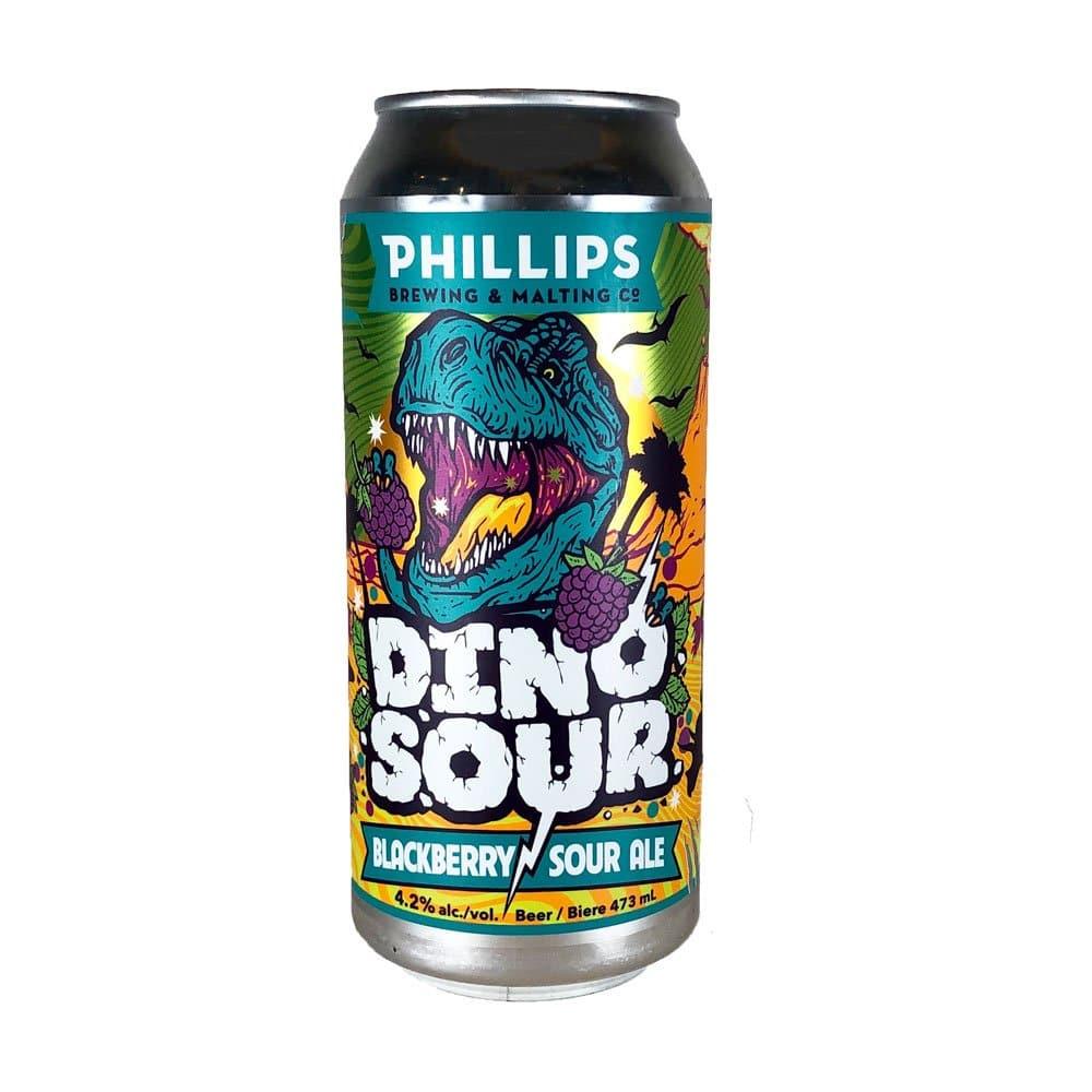Phillips Dinosour Blackberry Sour