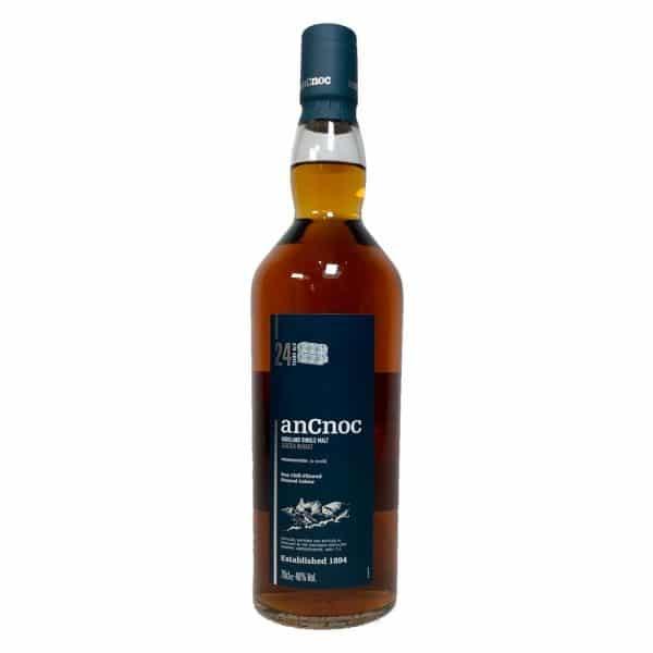 Ancnoc 24 yr Highland Single Malt Scotch Whisky