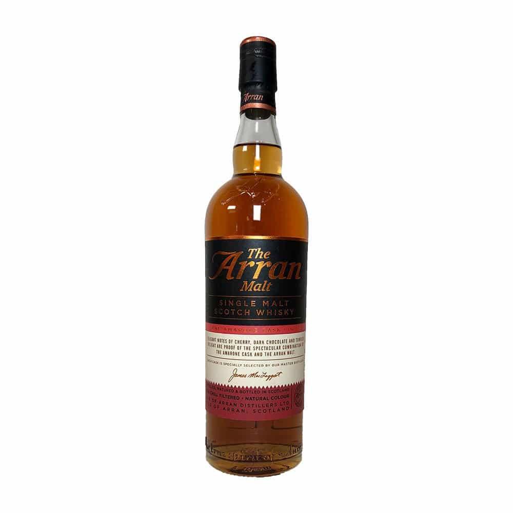 Arran Amarone Cask Single Malt Scotch Whisky
