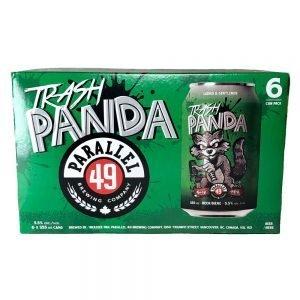 Parallel 49 Trash Panda