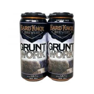Hard Knox Grunt Work Vienna Ale