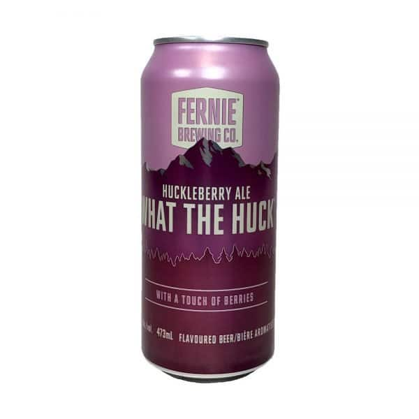 Fernie Brewing What the Huck Wheat Ale