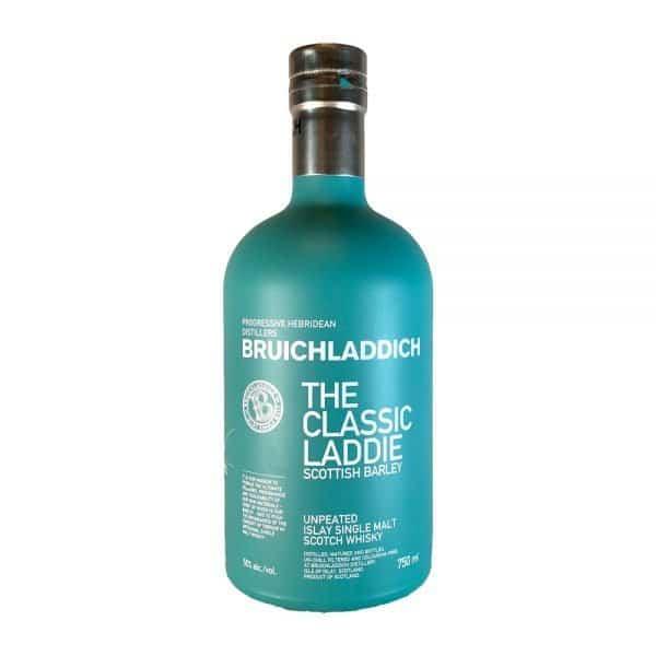 Bruichladdie Laddie Classic Unpeated Islay Single Malt Scotch Whisky