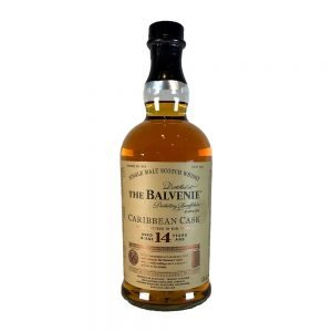 Balvenie 14 year Caribbean Rum Cask
