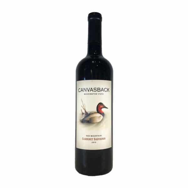 Canvasback Cabernet Sauvignon