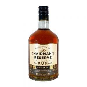 Saint Lucia Chairmans Reserve Rum