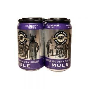 Eau Claire Distillery Equinox Mule