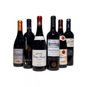 90 Point Old World Reds Mix Six Pack