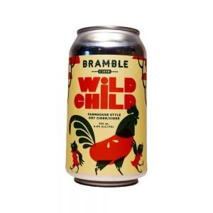 Bramble Wild Child Farmhouse Dry Cider