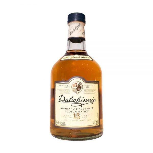 Dalwhinnie 15 yr Highland Single Malt Scotch Whisky