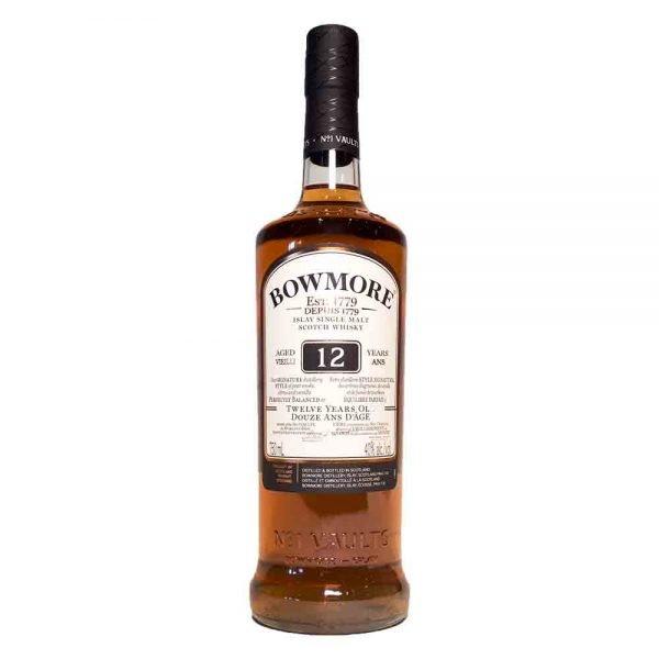 Bowmore 12 yr Islay Single Malt Scotch Whisky
