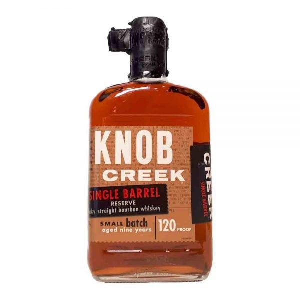 Knob Creek Single Barrel Reserve Kentucky Straight Bourbon Whiskey
