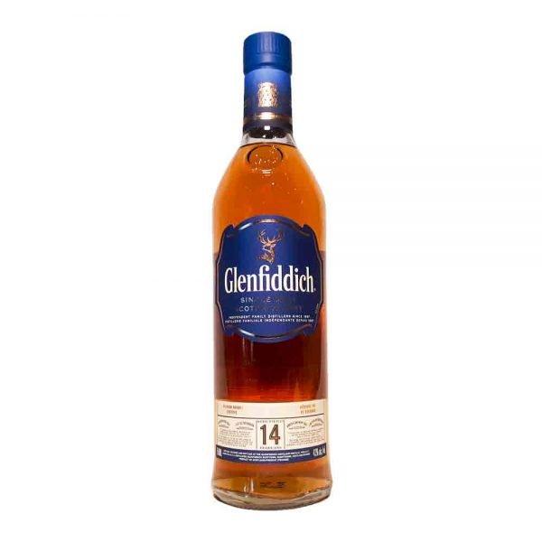 Glenfiddich 14 year Bourbon