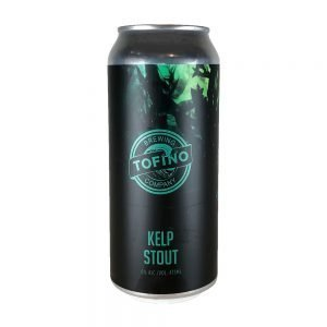 Tofino Brewing Company Kelp Stout 650 ML