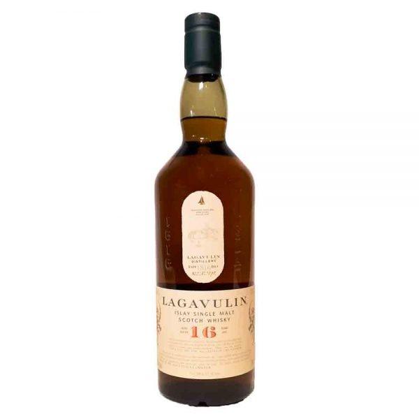 Lagavulin 16 year Islay Single Malt Scotch Whisky