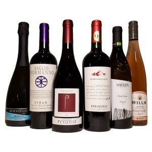 Holiday Survival Mix 6 Wines