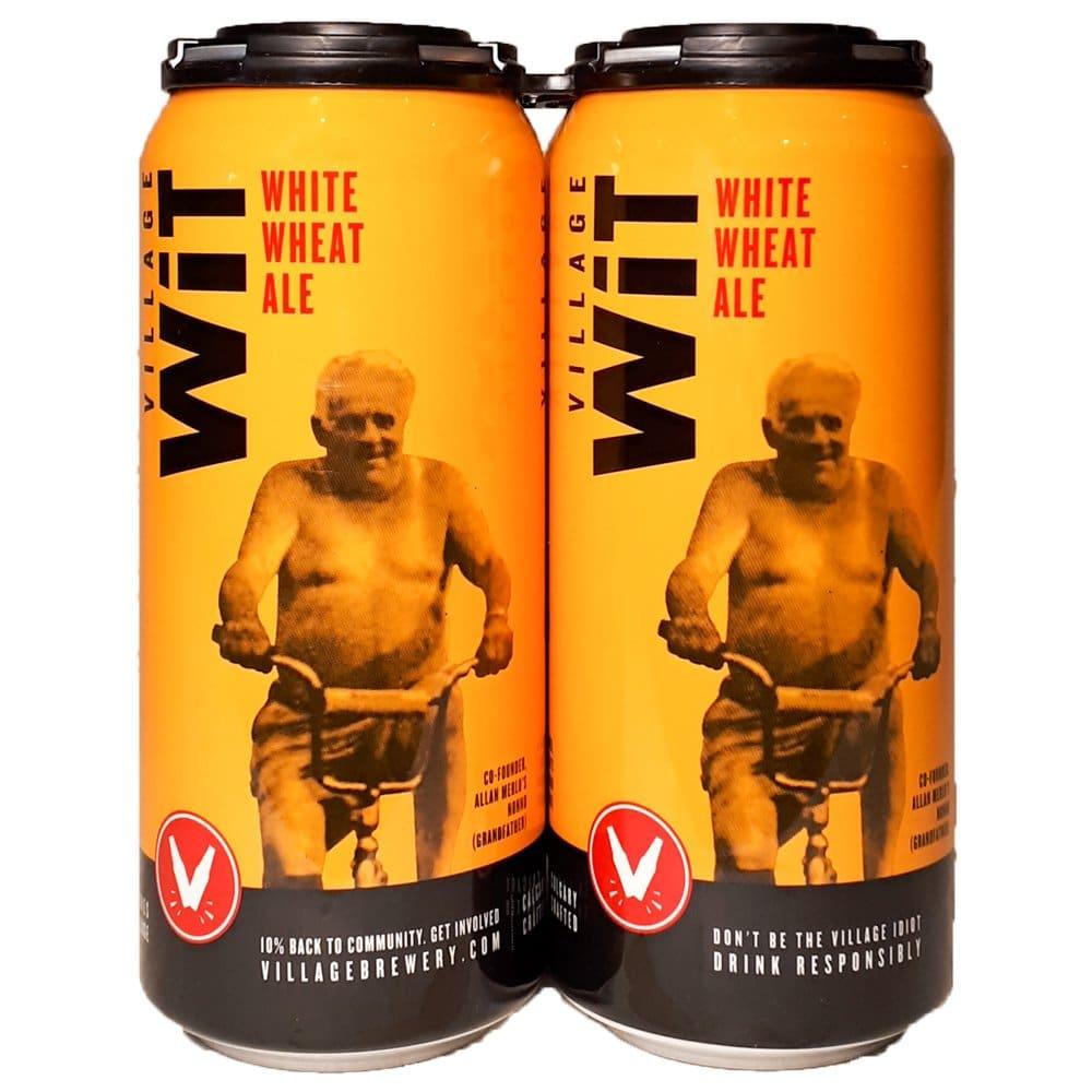 Village Wit 4 cans