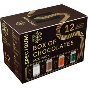 Spectrum Box of Chocolates