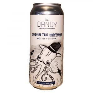 Dandy in the Underworld Oyster Stout Cans