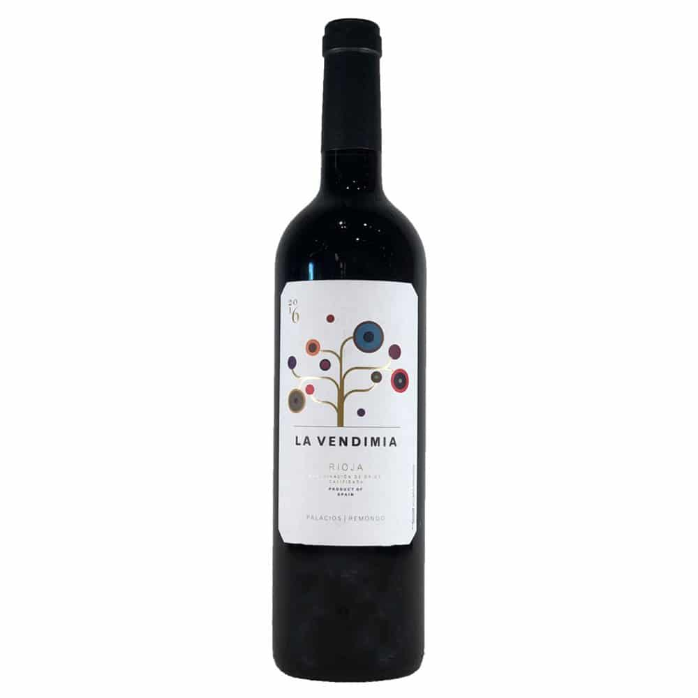 Bodegas Palacios La Vendimia Rioja