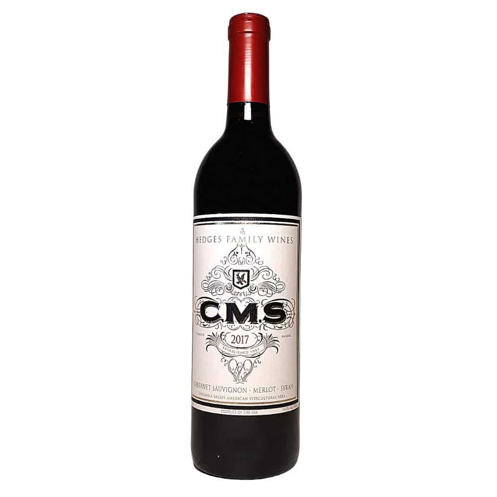 Hedges Family CMS Red
