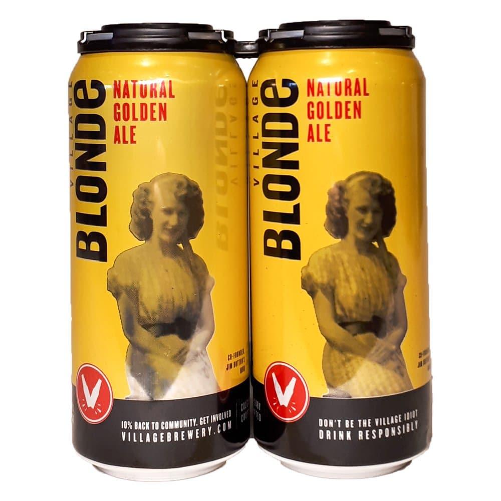 Village Blonde Golden Ale