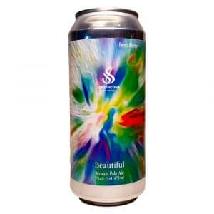 Strathcona Beautiful Mosaic Pale Ale