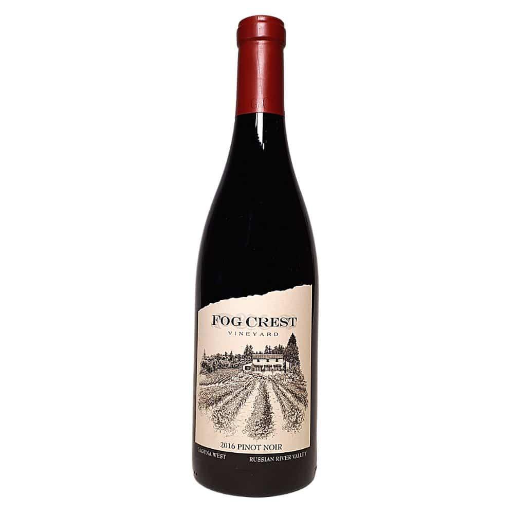 Fog Crest RR Pinot Noir