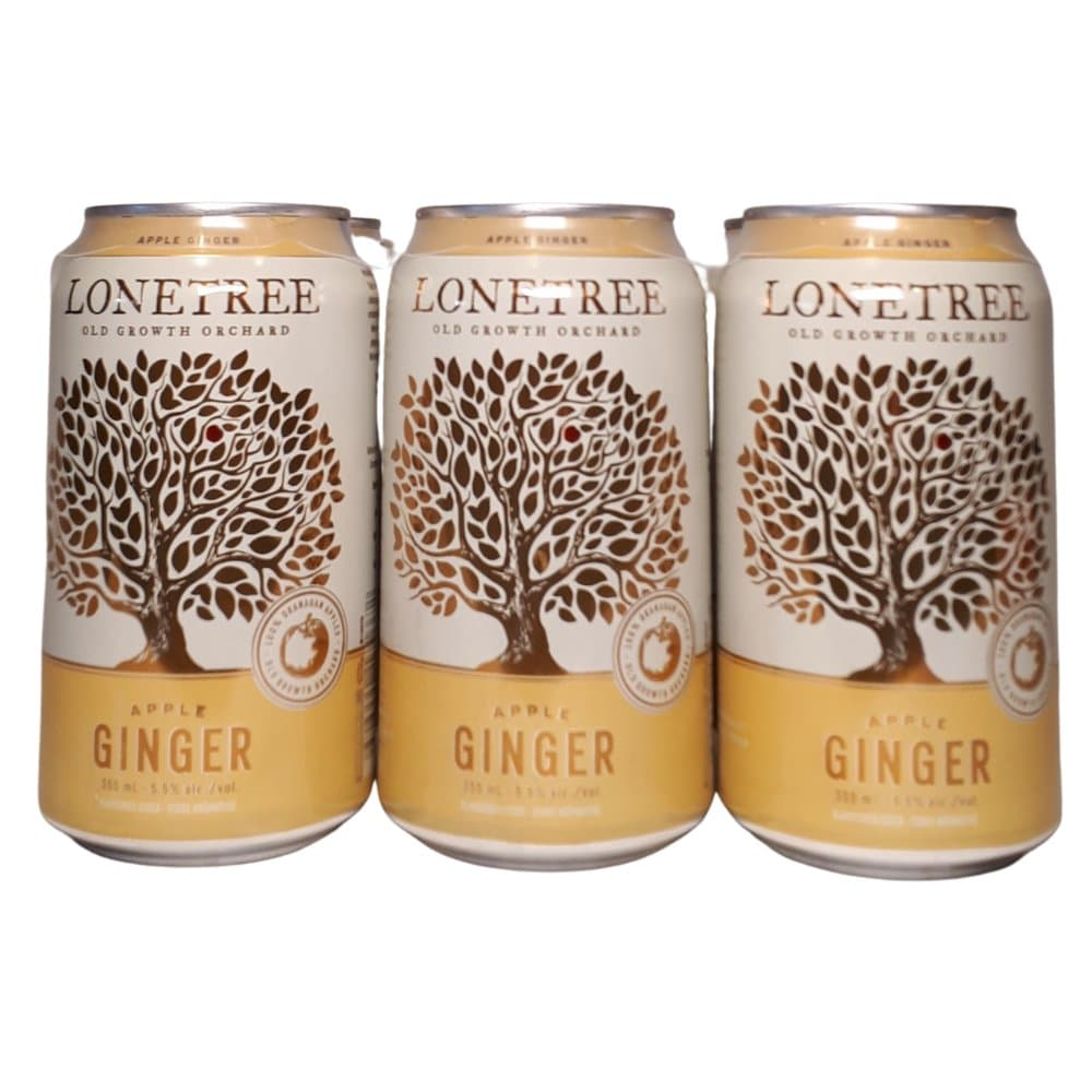Lonetree Ginger Apple Cider