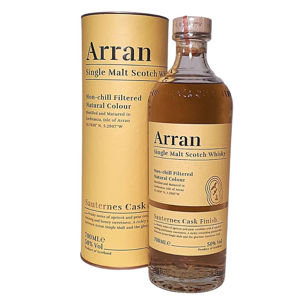 Arran Sauternes Cask Single Malt Scotch Whisky