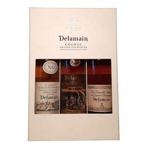 Delamain Trio Gift Pack