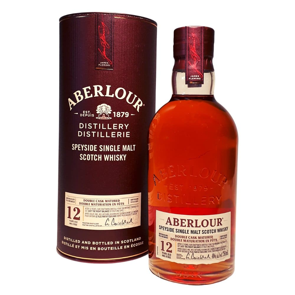 Aberlour 12 year Single Malt Whisky