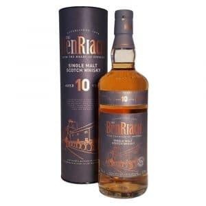 BenRiach 10 year SIngle Malt Scotch Whisky