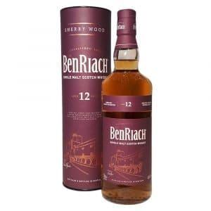 BenRiach 12 year Single Malt Scotch Whisky