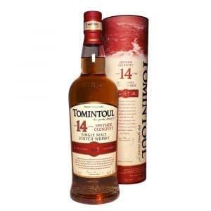 Tomintoul 14 year Single Malt Scotch Whisky