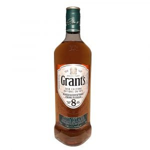 Grant's 8 year Sherry Cask Blended Scotch Whisky