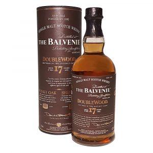 The Balvenie 17 Year Doublewood Single Malt Scotch Whisky
