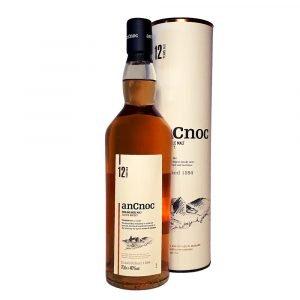 Ancnoc 12 year Single Maly Scotch Whisky